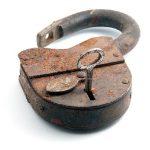 כמה מילים על ההיסטוריה של המנעולים