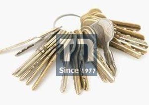 שכפול מפתחות - משוננים