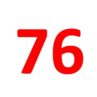 צילינדרים במידות של 76 ממ
