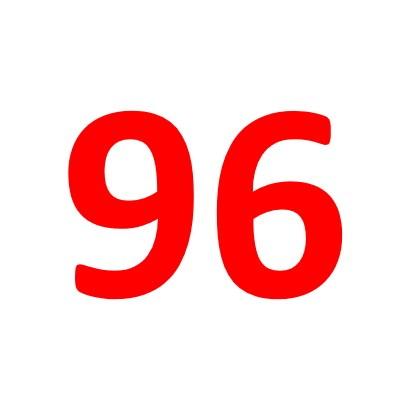 צילינדרים במידות של 96 ממ