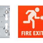 מנעולים לדלתות אש – מדריך מקצועי
