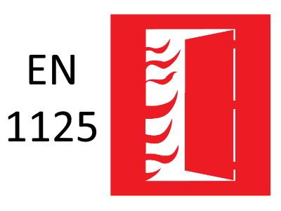 תקן אירופאי למוצרי נעילה | EN 1125