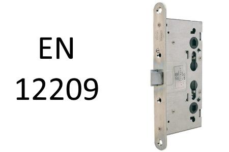EN 12209 – תקן אירופאי למוצרי נעילה