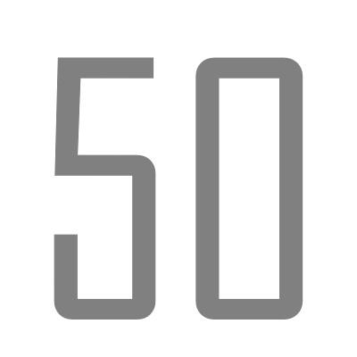 צילינדרים במידות של 50 ממ