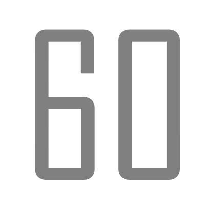 צילינדרים במידות של 60 ממ