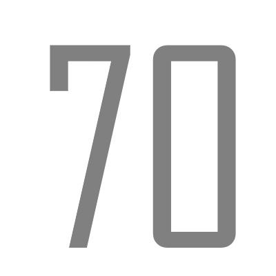 צילינדרים במידות של 70 ממ