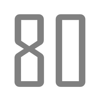 צילינדרים במידות של 80 ממ