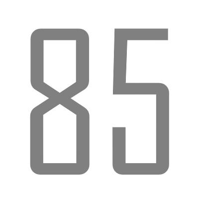 צילינדרים במידות של 85 ממ