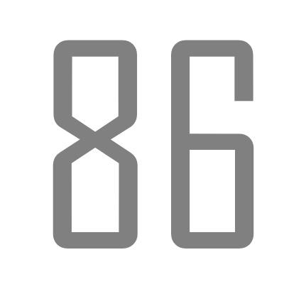 צילינדרים במידות של 86 ממ