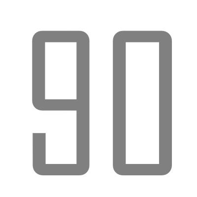 צילינדרים במידות של 90 ממ
