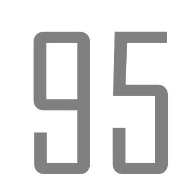 צילינדרים במידות של 95 ממ